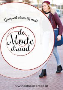 De Mode Draad flyer