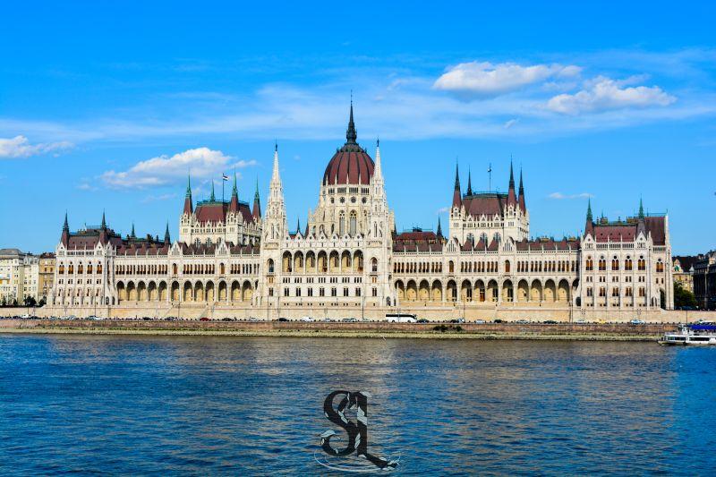 Parlement Boedapest