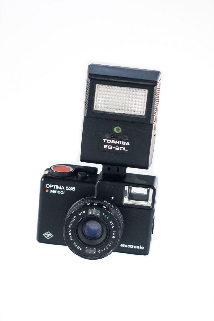 zwevende camera